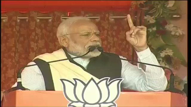 I thank the people of Karnataka for placing their faith in @BJP4India. I congratulate CM @BSYBJP, team of Ministers in the state and the @BJP4Karnataka Karyakartas for serving people with utmost diligence. Karnataka has voted for development and punished opportunism.