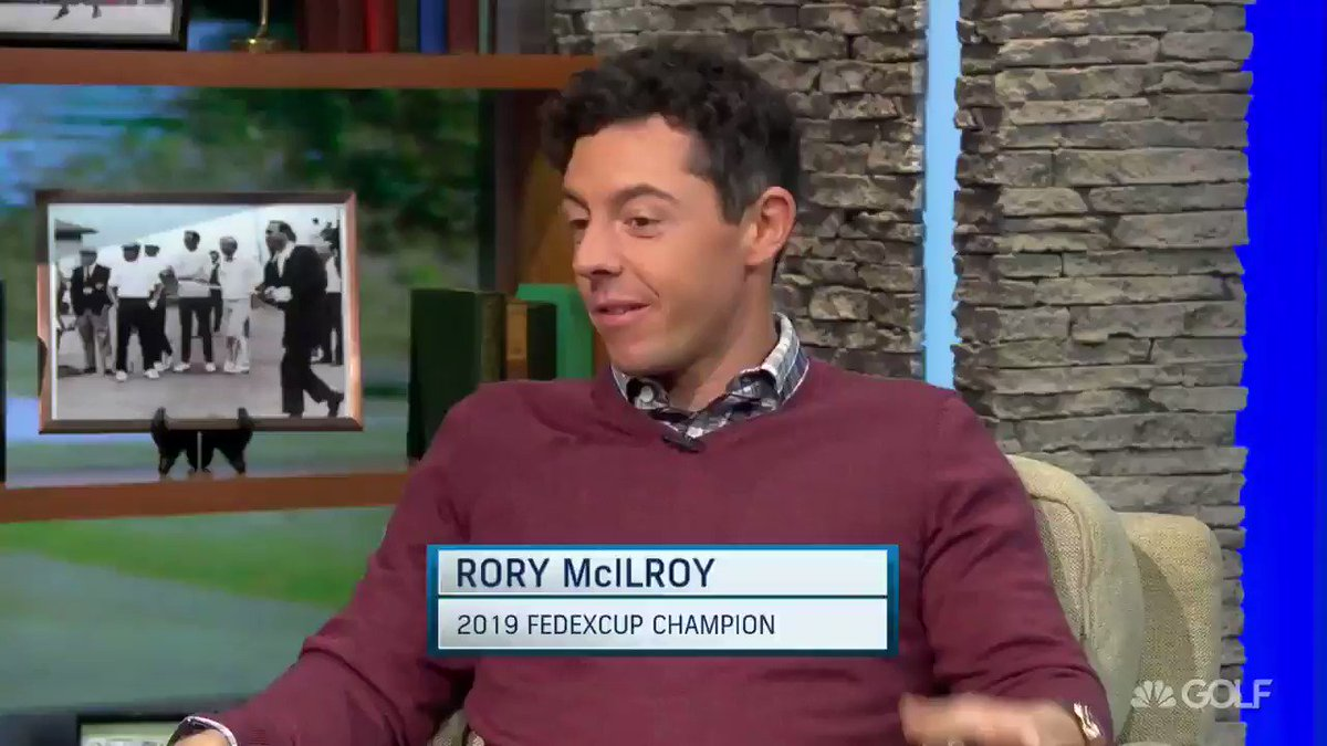 What a year it has been for @mcilroyrory! The 2019 #PGATOUR Player of the Year tells @AnnaWhiteley and @damonhackgc about the significance of this year.