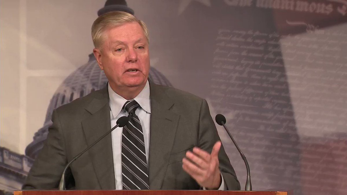 Sen. Lindsey Graham: We know that Strzok and Page hated Trumps guts.