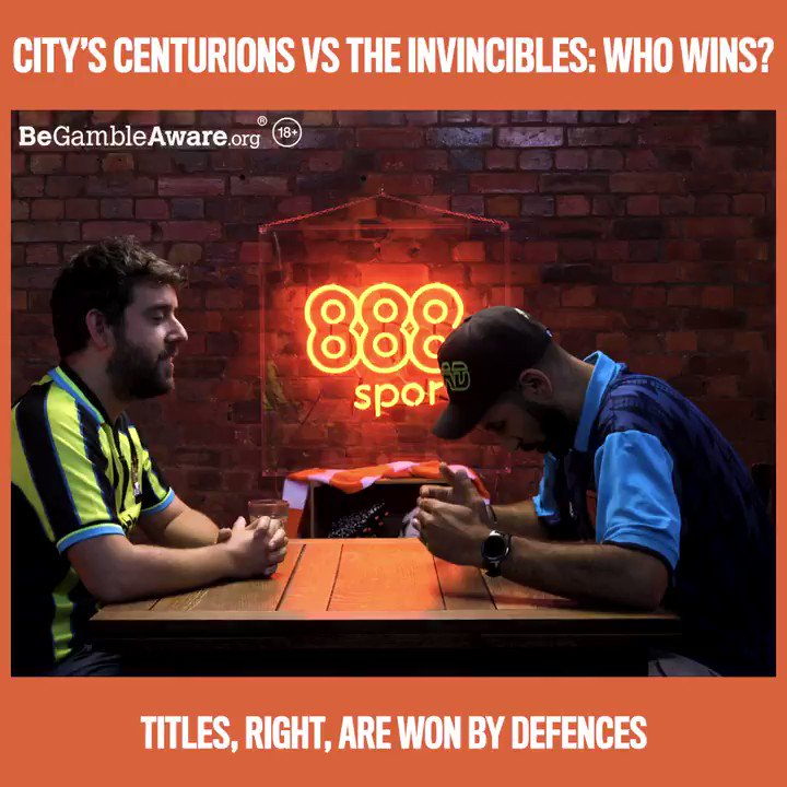 Arsenal's Invicibles v Pep's Championship-winning City - who wins?🤔   @HughWizzy and @StevenMcinerney discuss #ATennerSays