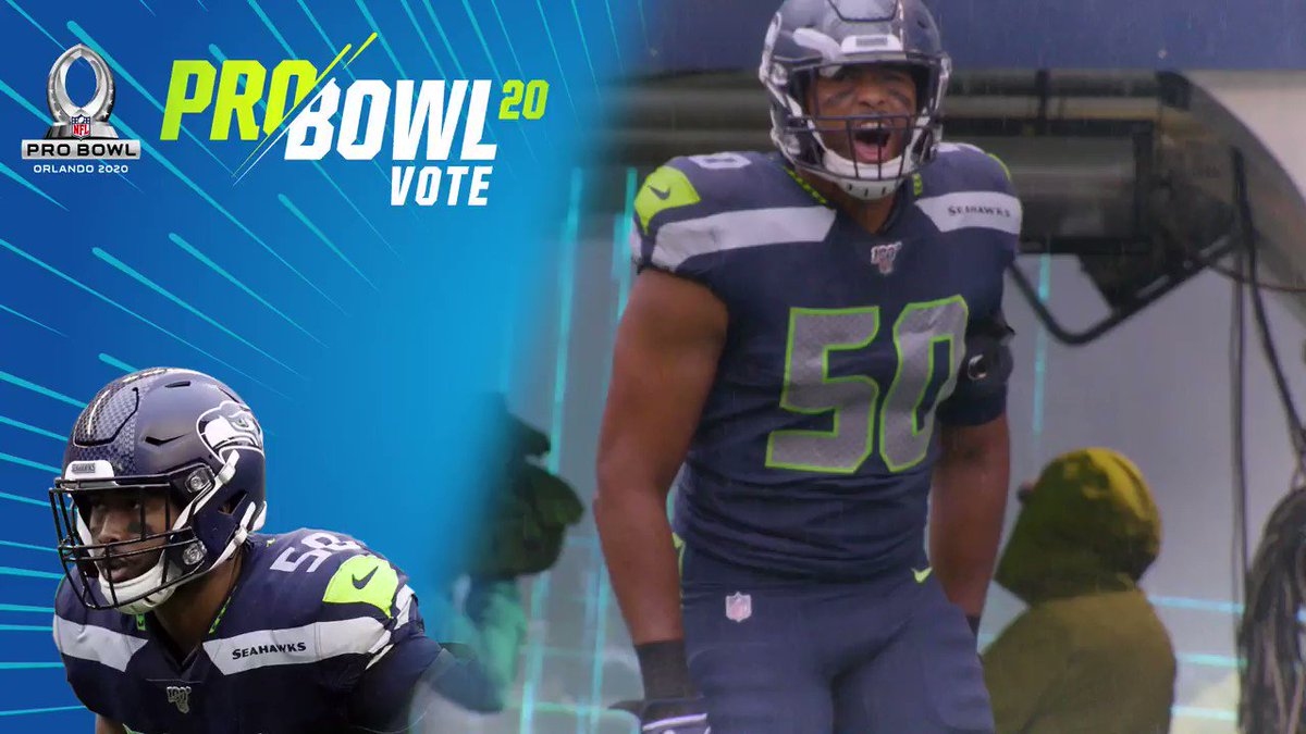 RT to #ProBowlVote @KJ_WRIGHT34 and help send him to his 2️⃣nd Pro Bowl! 🙌