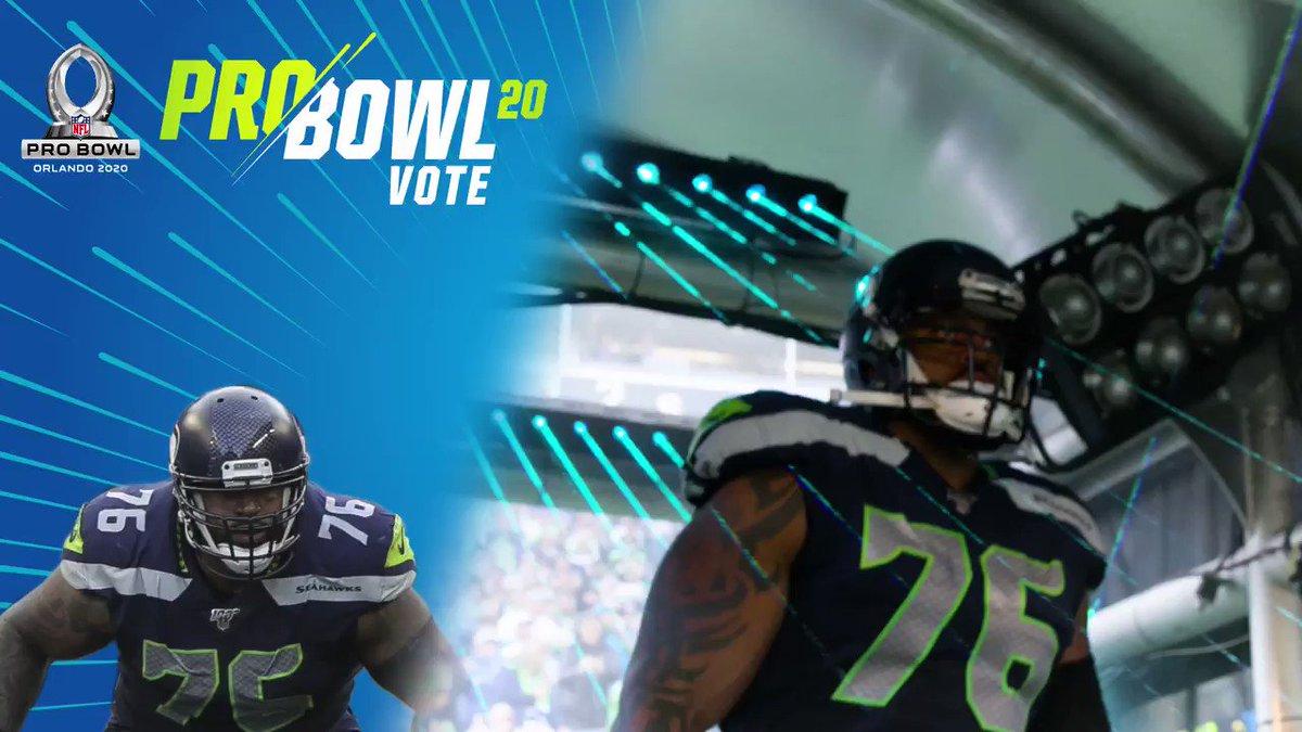 Keep voting ‼️  1️⃣ RT = 1️⃣ #ProBowlVote for @DuaneBrown76!