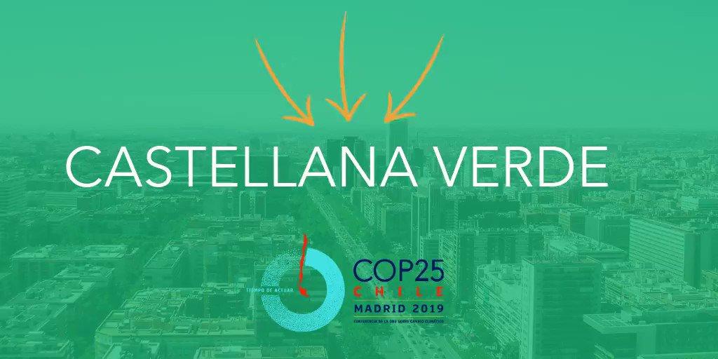 @desdelamoncloa's photo on #COP25