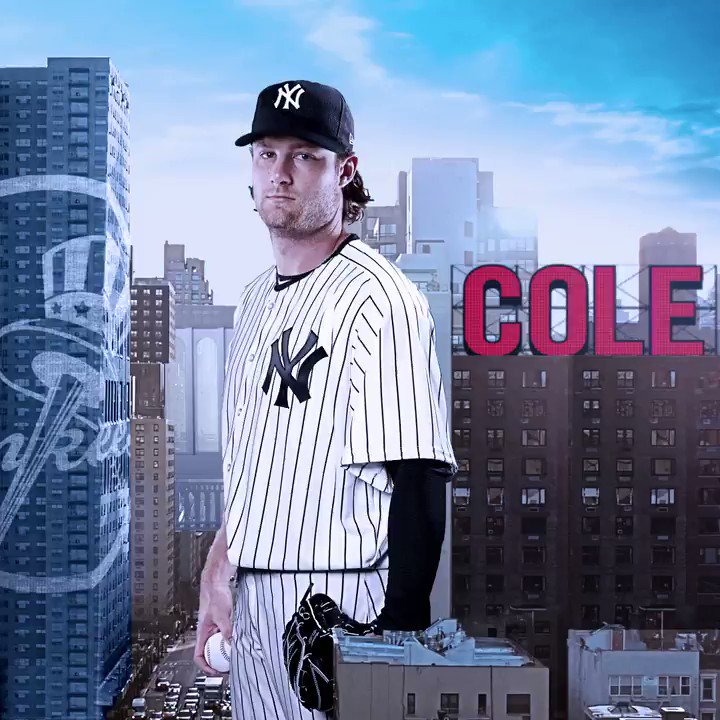 @YESNetwork's photo on Gerrit Cole