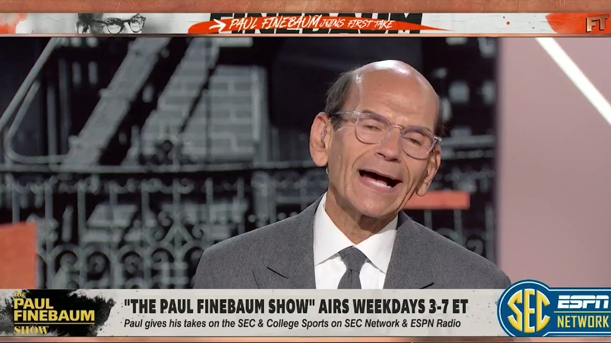 Paul Finebaum Laughs At Idea Of Cowboys Hiring Urban Meyer