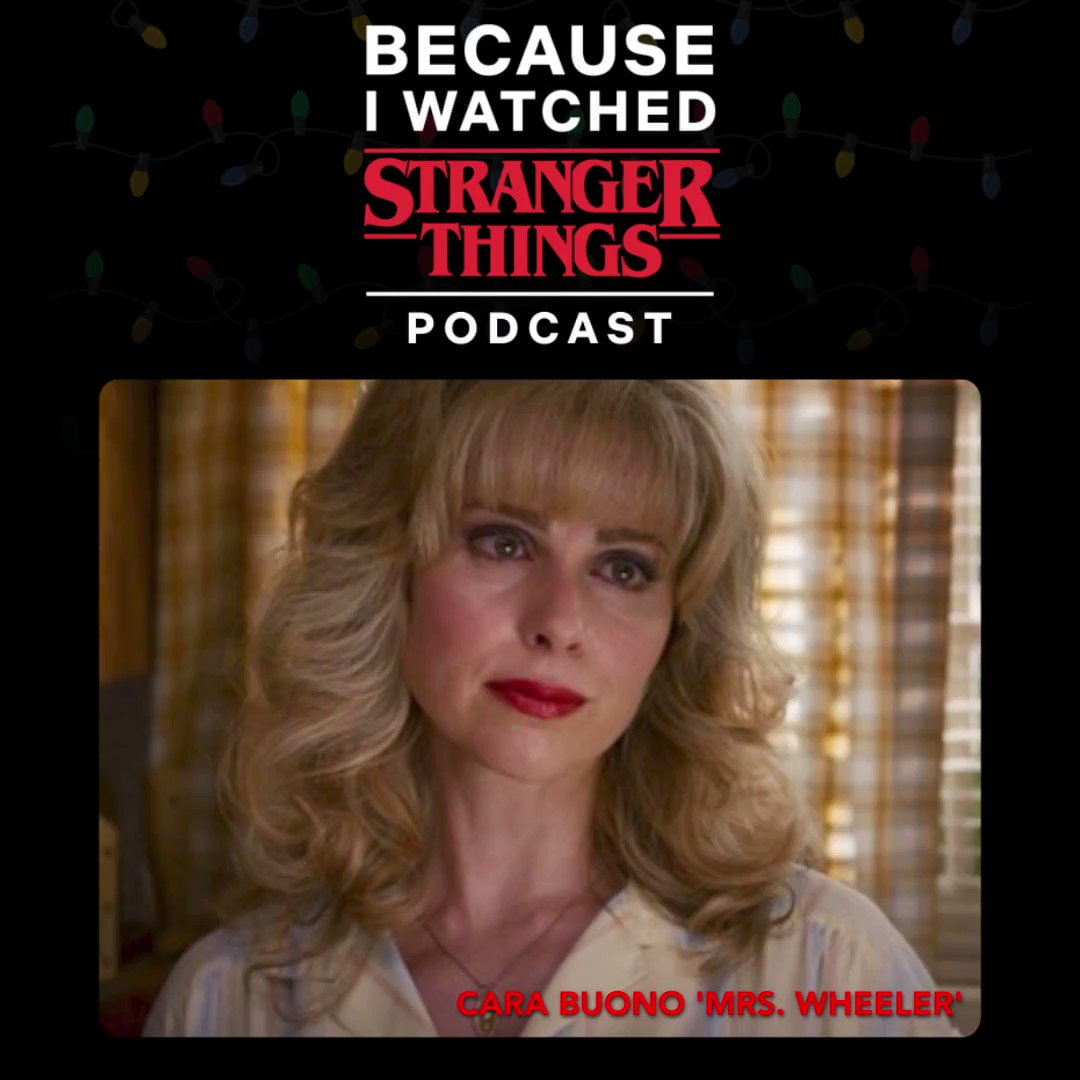 Make the wait for @Stranger_things 4 a little more tolerable with this week's episode of Because I Watched! Hear the heartwarming story of a group of teachers who managed to transform their school into Hawkins Elementary. Listen now: