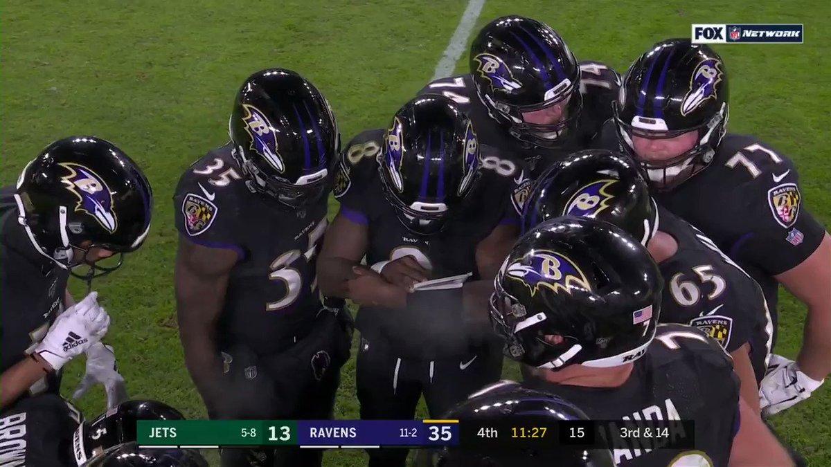 Baltimore Ravens @Ravens