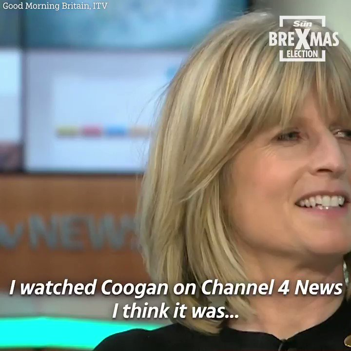 Good morning Mr. Coogan, it turned out what you said didnt count - @piersmorgan rips into Steve Coogan and Hugh Grant after Boris Johnsons election win #GE2019