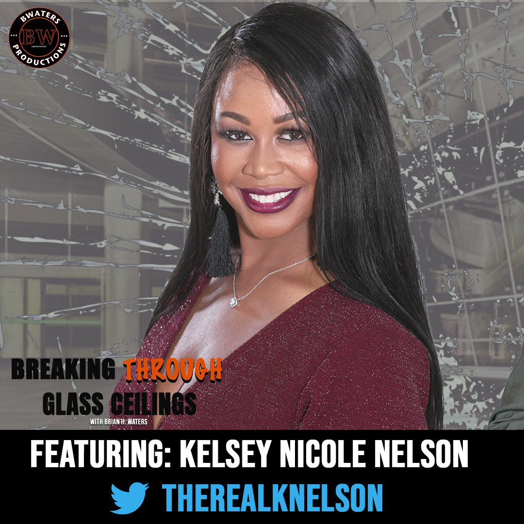 Celebrating #WomensHistoryMonth, today highlighting the 1st guest of Breaking Through Glass Ceilings, @TheRealKNelson.  Full episode Apple   Anchor   Spotify