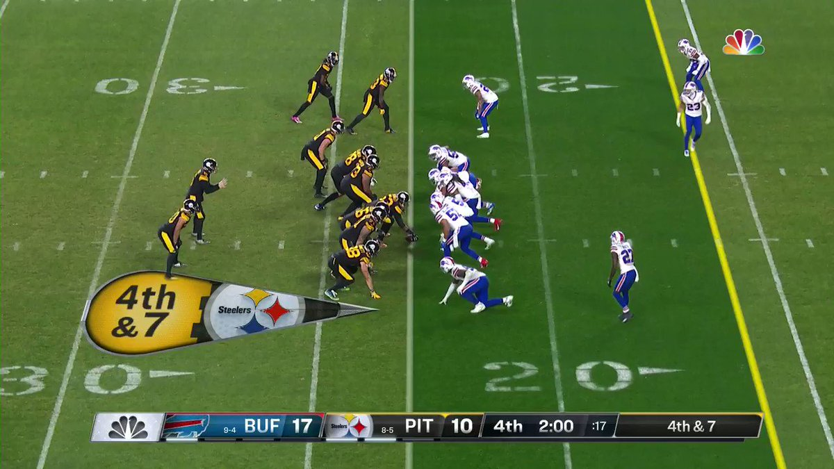 Image for the Tweet beginning: Picked off in the end