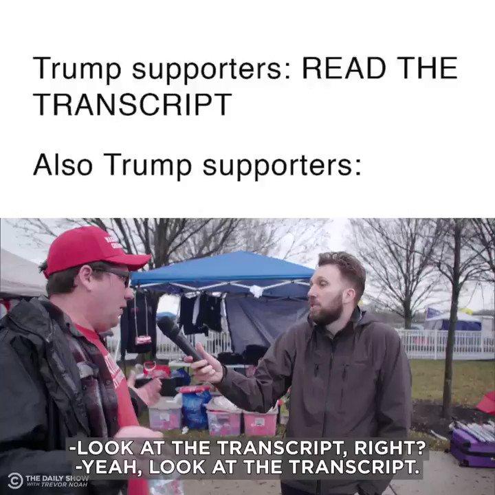 .@jordanklepper talks impeachment with Trump supporters: https://youtu.be/X-ZFoco_1gQ