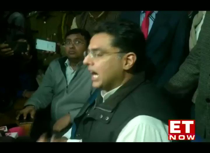 I think our response to this could have been more compassionate & sensitive. After being in power for 13 months I think it serves no purpose to blame the previous Govt's misdeeds says #Rajasthan Deputy #ChiefMinister @SachinPilot on #KotaChildDeaths. @INCIndia https://t.co/0FYWXOWxUZ