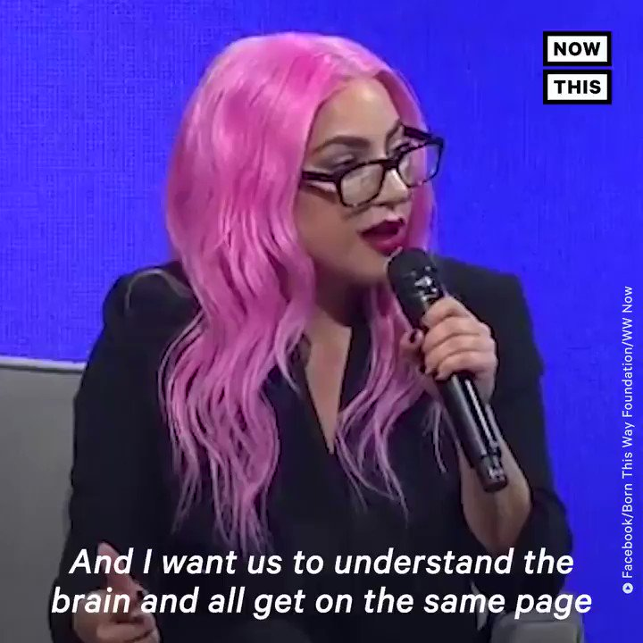 Lady Gaga opened up about battling trauma in a moving conversation with Oprah about sexual assault, mental health, and stigma https://t.co/hsW5POpmw0