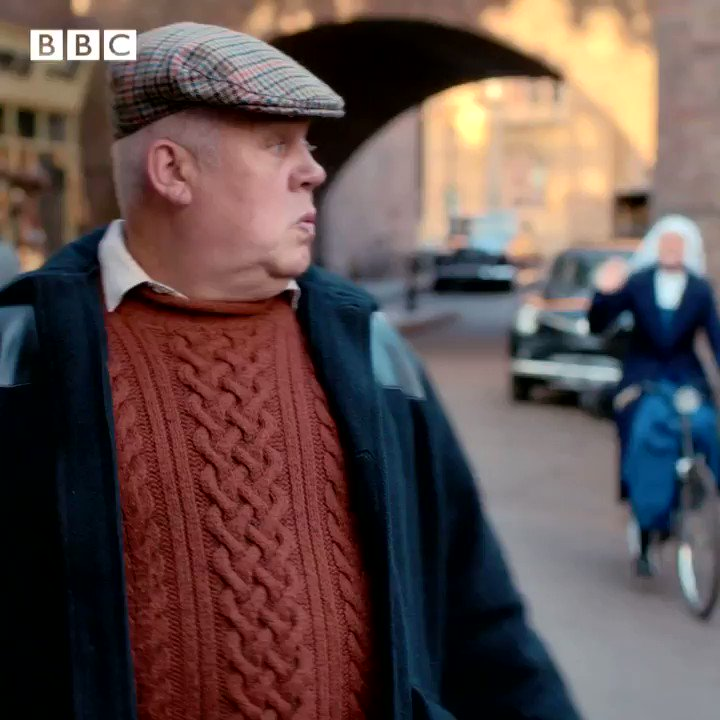 Dont miss all-new #CallTheMidwife. Tonight. 8pm. @BBCOne. 🙌