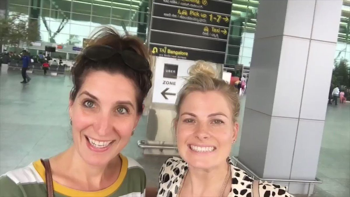 Our Learning Advisor - Ethics & Compliance, Babette Den Daas & HR Consultant, Lindy de Waal learn about the solar powered Shell Technology Centre in Bangalore and also meet Shell E4 energy start-up. Watch the first part of their D.I.D.O.S vlog: https://t.co/FzPTyxOj1q https://t.co/r7uC7rJx7E
