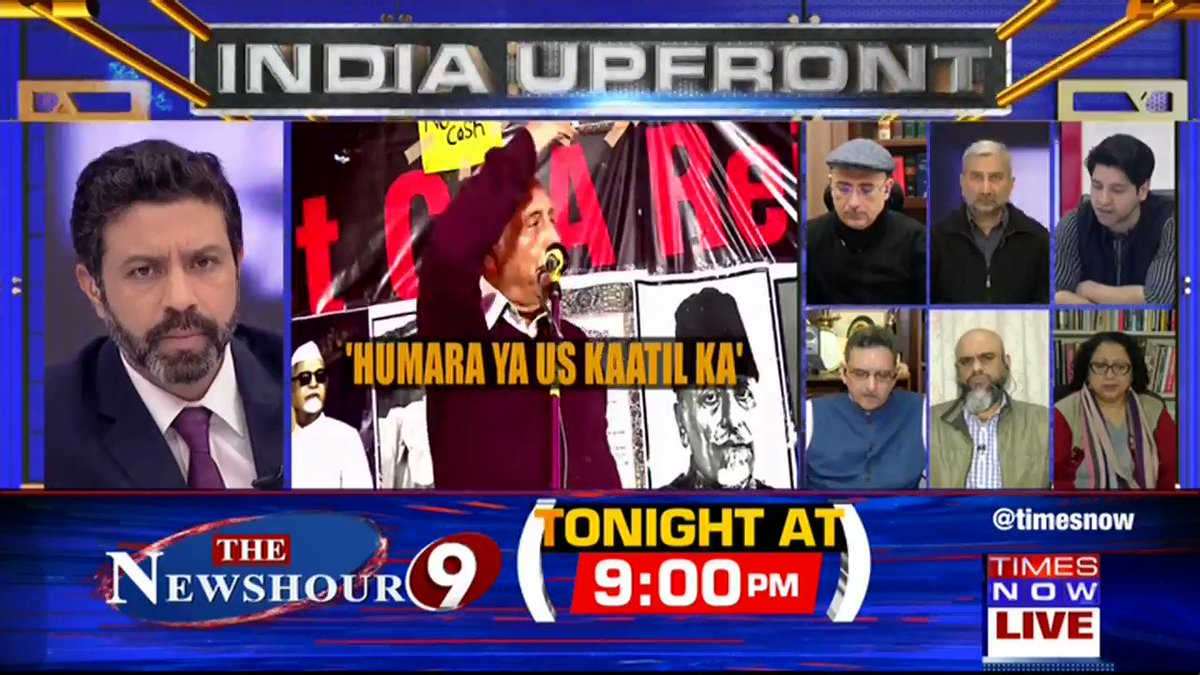 Today, the High Court has indicated that try for conciliation & instead you have a @INCIndia leader (Mani Shankar Aiyar) going & asking for confrontation: @Shehzad_Ind, Lawyer tells Rahul Shivshankar on INDIA UPFRONT. | #ShaheenBaghStandOff