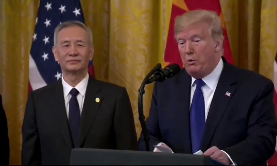 """Trump: """"We're going to do a big fireworks display, right, Mount Rushmore... They haven't been there for like 20 years. I said, 'Why?' Environmental reasons. I said, 'You can't have fireworks for environmental reasons?... What can burn? It's stone.'"""""""