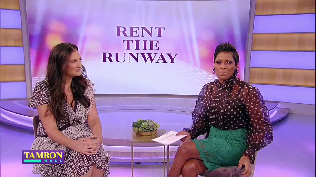 """Every woman deserves to feel their BEST in the clothes they wear! Jennifer Hyman created @RentTheRunway based off of that exact feeling! Hear more on how she created the first """"living closet"""" that many doubted would work…"""