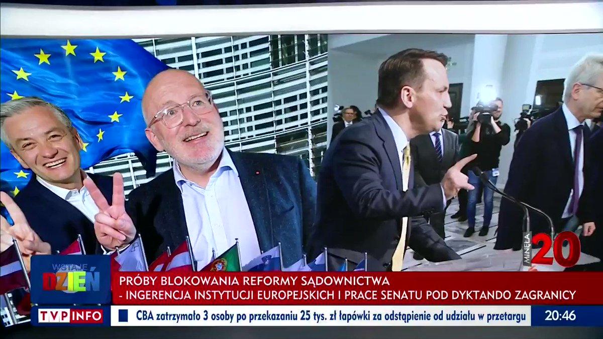 .@Andruszkiewicz1 w #Minęła20: Może Donald Tusk jest tylko marionetkowym liderem, wstawionym tam jako niemiecka pacynka i nie ma wpływu na żadne decyzje #wieszwięcej