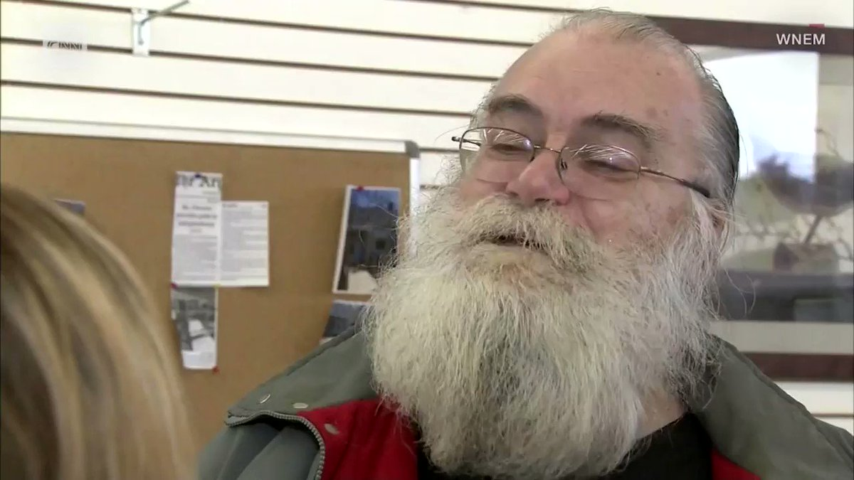 Image for the Tweet beginning: This man found more than