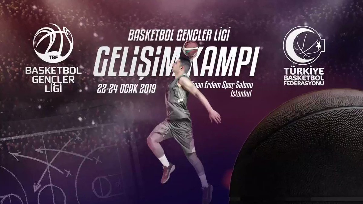 Image for the Tweet beginning: Basketbol Gençler Ligi Gelişim Kampı