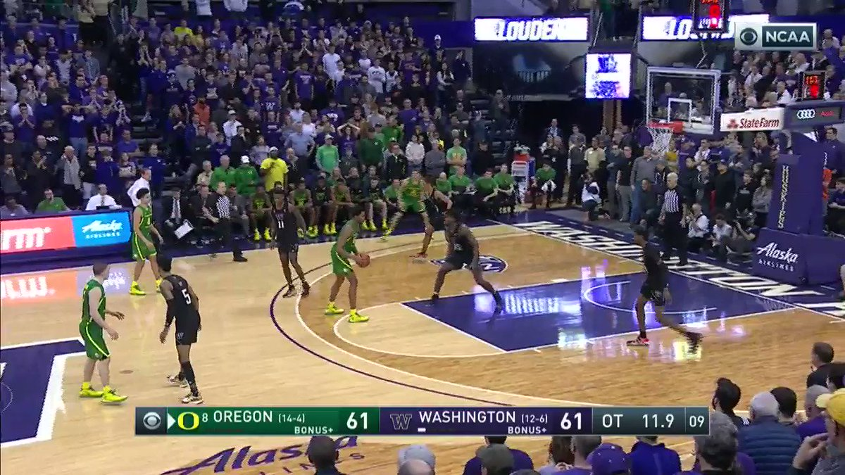 Oregon's Payton Pritchard Drains Game-Winning 3 To Beat Washington