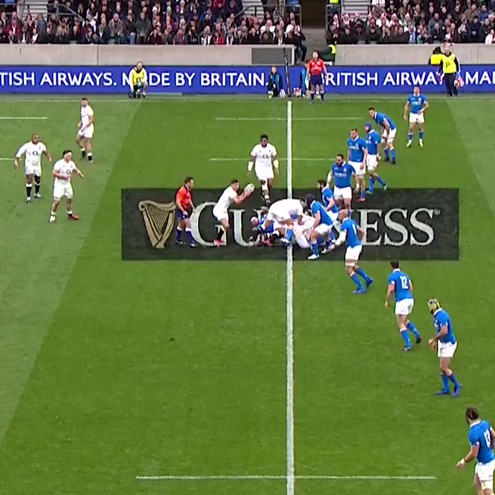 England Rugby @EnglandRugby