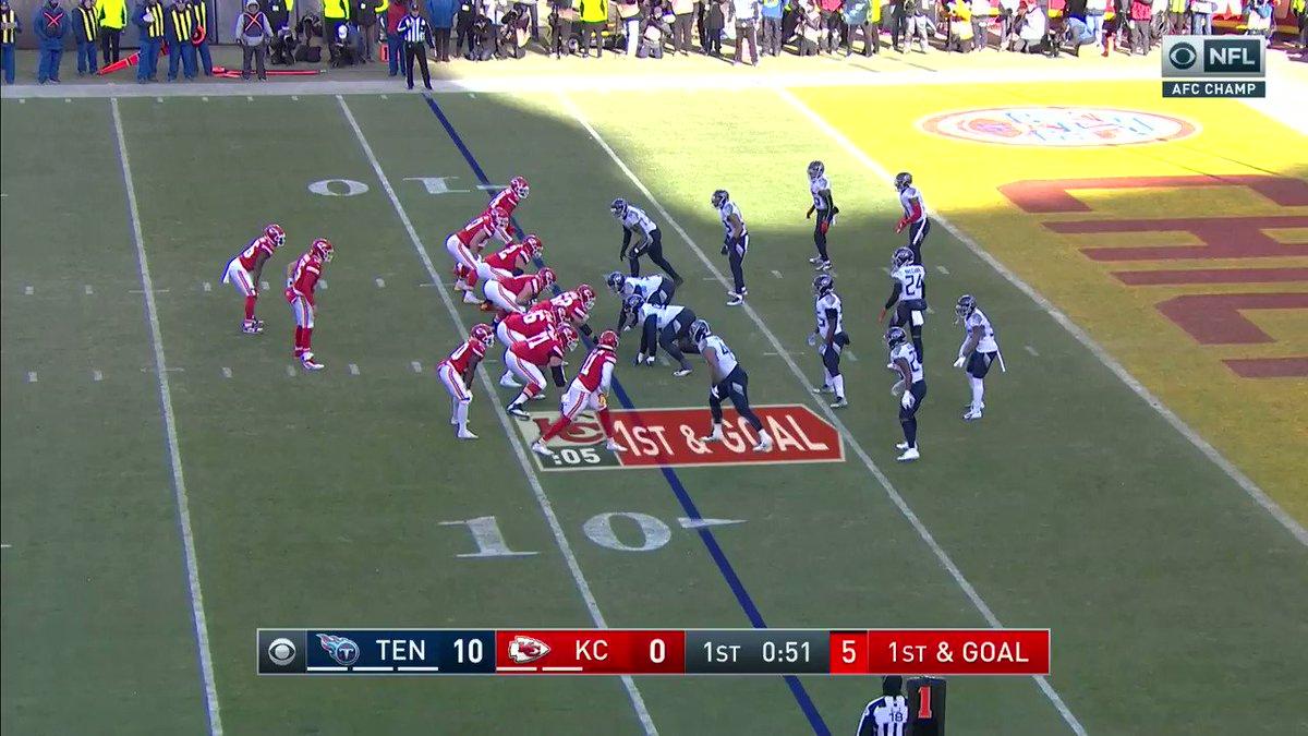Nobody is catching Tyreek Hill 🐆💨  (via @NFL)