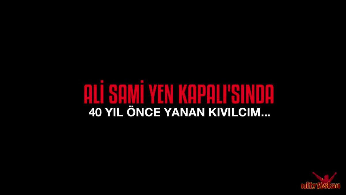 TÜM DÜNYADAKİ EŞSİZ GALATASARAY TARAFTARININ KALBİ, BEYNİ, RUHU VE SESİ ultrAslan'ın 19. YILI!#GalatasarayınKalbiultrAslan