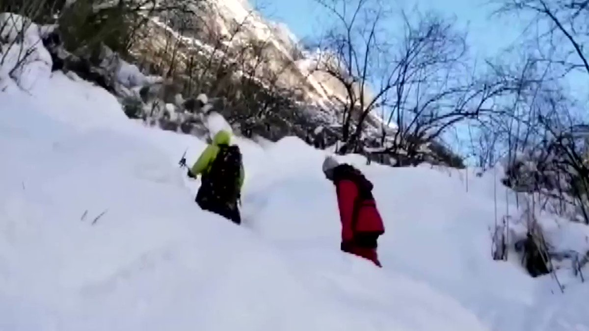 Fresh avalanches halt search and rescue operations for missing trekkers in Nepal's Annapurna region. Seven people, including four South Koreans are still missing https://reut.rs/2Gk4b5z