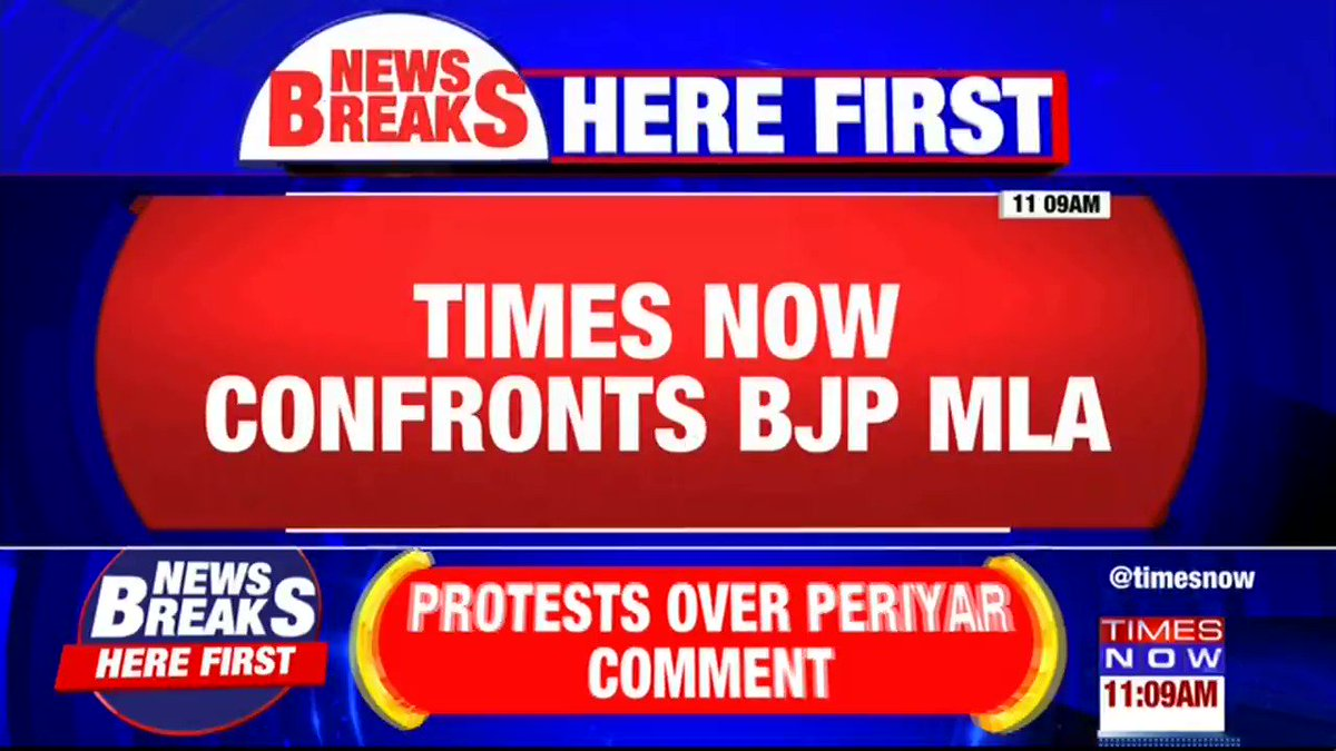#Exclusive | TIMES NOW confronts BJP MLA Renukacharya over his communal statements. 'I am saying what I have seen & believe & I stand by my statement,' says Renukacharya. Listen in.