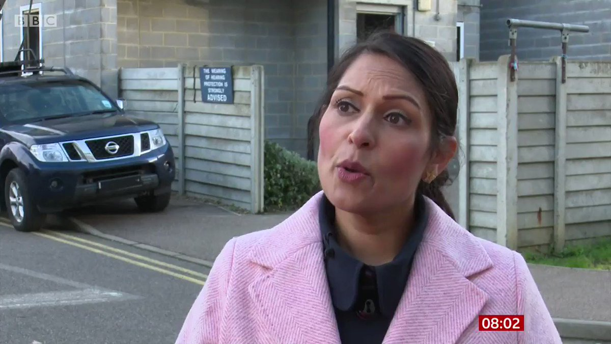 More time in prison? = more cost & converts vulnerable inmates, more monitoring = also more cost. The time for watching & babysitting in prison along with permitting a Islamic breeding ground as thumbs are twiddled is over! This is weak! @patel4witham