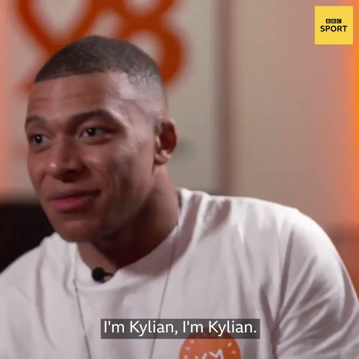 """""""Now I'm a superstar."""" Kylian Mbappe has opened up about his future 👀Watch the full thing ➡️http://bbc.in/38oyL9Z#bbcfootball #LFC #Mbappe"""