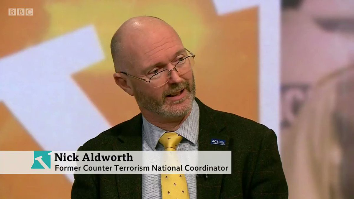 """What you're seeing is a populist response.""Nick Aldworth, ex-counter terrorism national coordinator, says new government plans are ""not tackling the majority of the problem""http://bbc.in/2Rc2nS4  #VictoriaLIVE"