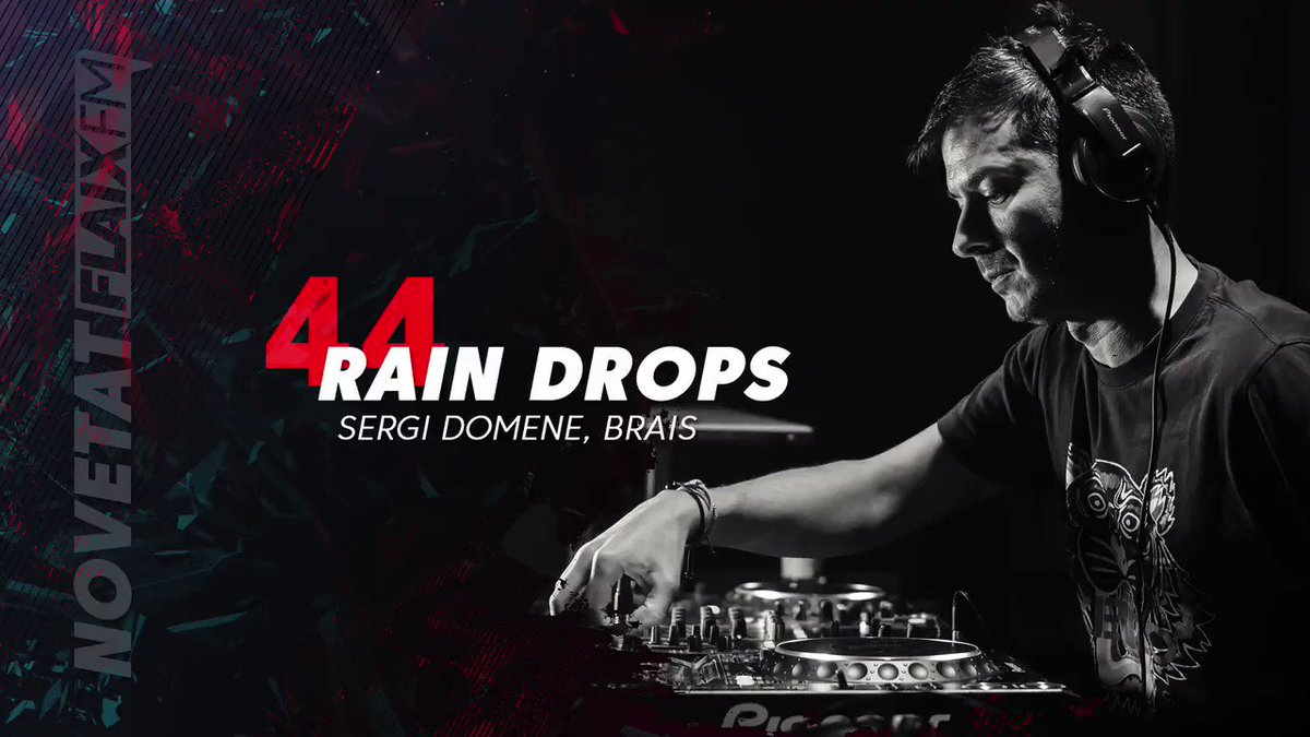 "Image for the Tweet beginning: ""Rain Drops"" de @sergidomene i"