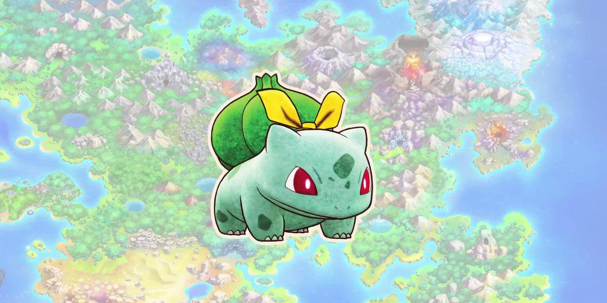 In #PokemonMysteryDungeon: Rescue Team DX ga je op avontuur... als Pokémon! Pauzeer de video en ontdek welke Pokémon jij zou kunnen worden!