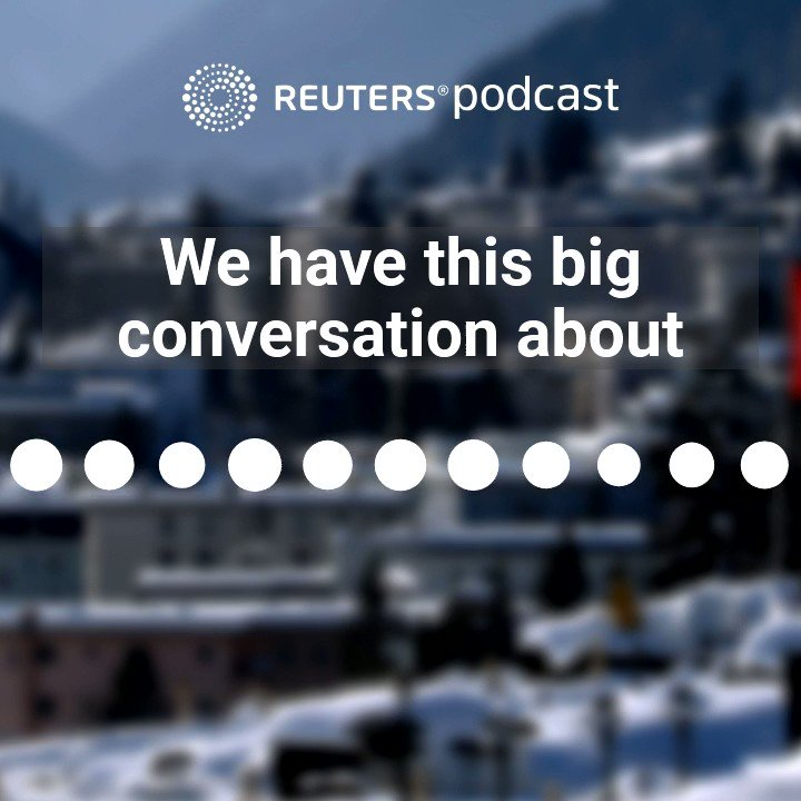 Model and transgender activist @GeenaRocero draws the link between climate change and gender-based violence on our World@WEF podcast. Hear how she and other activists are hoping to shake up the Davos confab https://reut.rs/38vppcA #wef20