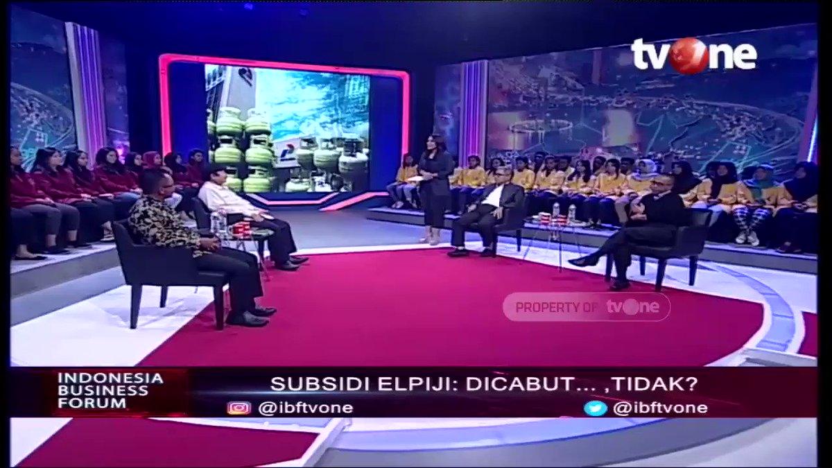 Subsidi elpiji dicabut, Kurtubi: Konsumsi elpiji ini sudah tinggi dan 70% itu harus diimpor. Perlu dipahami seluruh masyarakat Indonesia migas kita saat ini terpuruk, produksinya anjlok. #tvOneNews #RepostNews #IBFtvOne #Elpiji