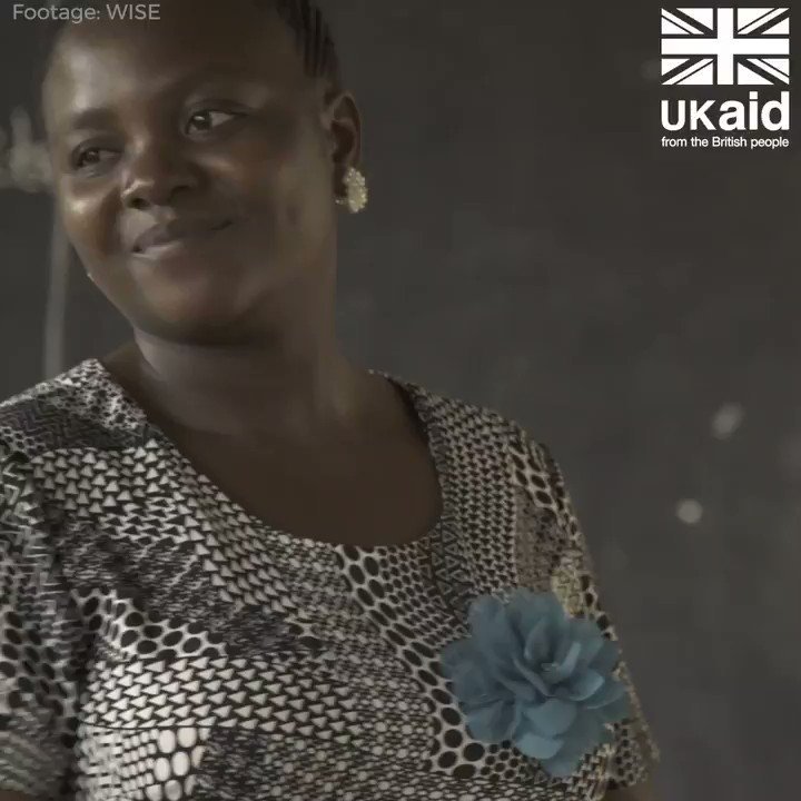 This is what #UKaid is doing to support girls to stay in school. #LeaveNoGirlBehind