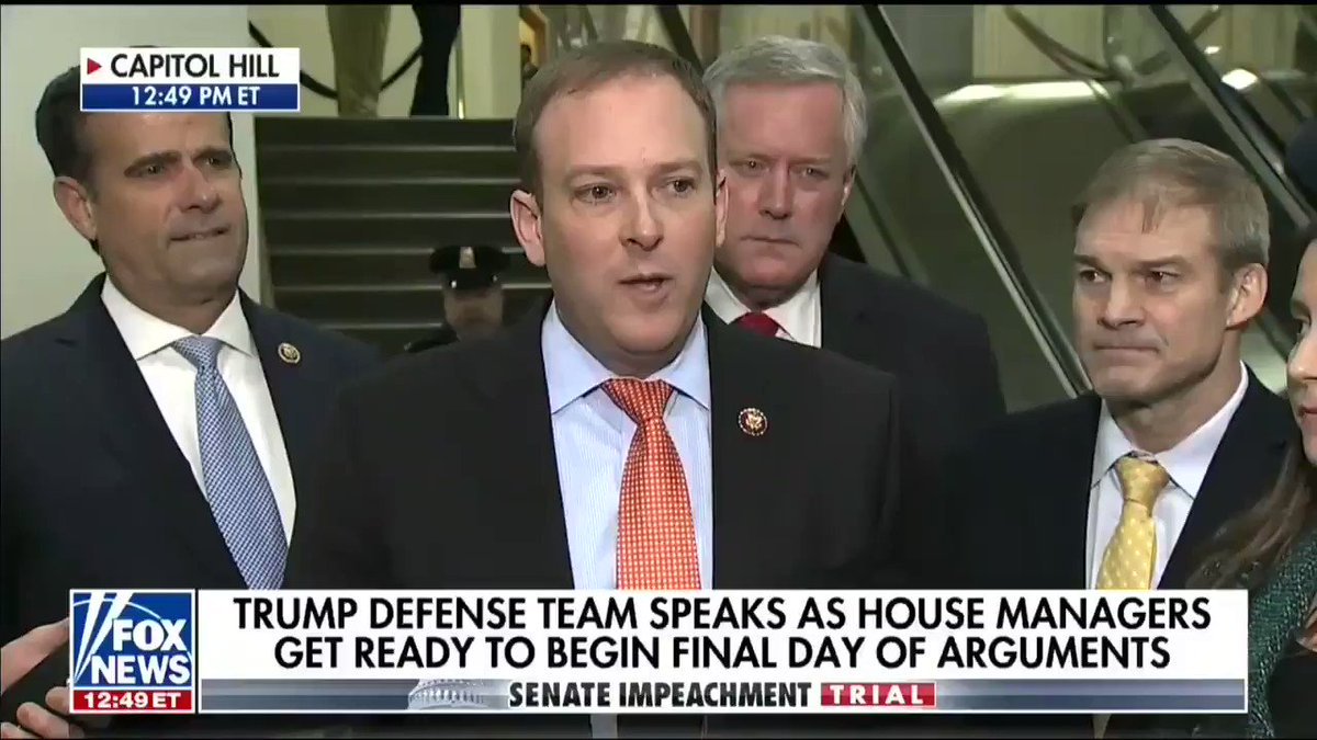 WATCH: @RepLeeZeldin perfectly summarizes the Democrats' empty impeachment case. If Adam Schiff and Democrats weren't allowed to use hearsay, assumptions, and outright falsehoods... they would have nothing.