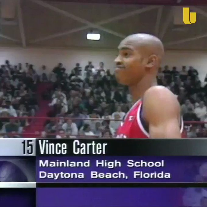 Happy 43rd birthday to Vince Carter! Let\s celebrate by watching you wreak havoc at the rim!