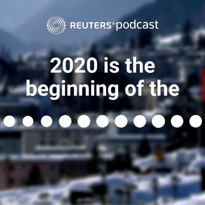 How sincere are politicians when they talk about cutting emissions in half by the end of the decade? Paris Agreement architect @CFigueres and UNDP's @ASteiner weigh in on the World@WEF podcast: https://reut.rs/30RQ8NJ