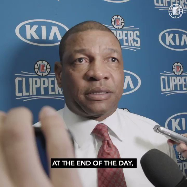 LA Clippers @LAClippers