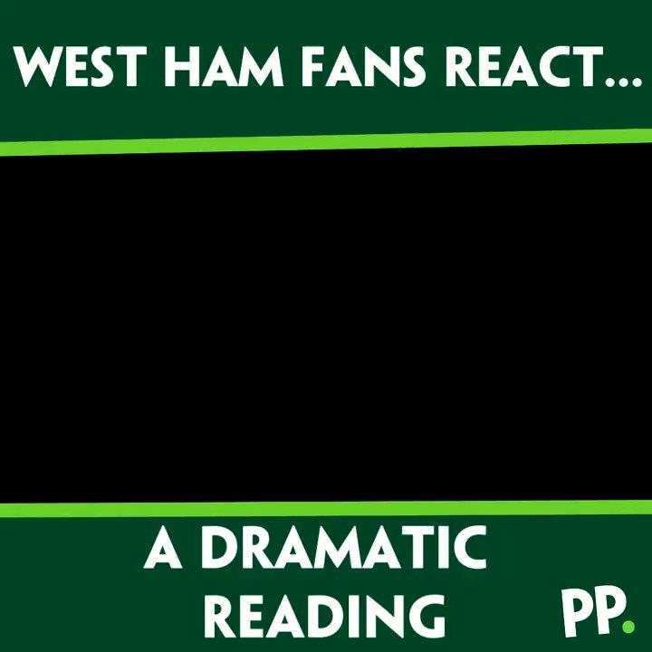 West Ham get the #FanDenial treatment this week, featuring Poundland Bond Villians and the Tour de France on a motorbike.