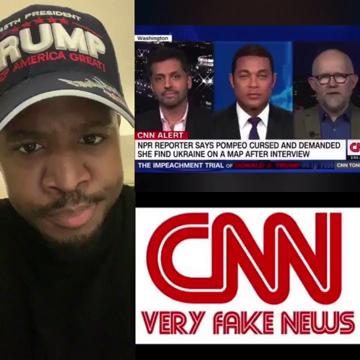 I'm SICK of Trashy CNN & DON LEMON  Don Expired Lemonade & his friends disrespected & insulted Trump Supporters   Called us DUMB. Well we were not Dumb enough to vote for Hillary & Watch CNN  I HAVE a MESSAGE FOR @donlemon   * PLEASE RT so he will get it   https://t.co/rX582we6ir