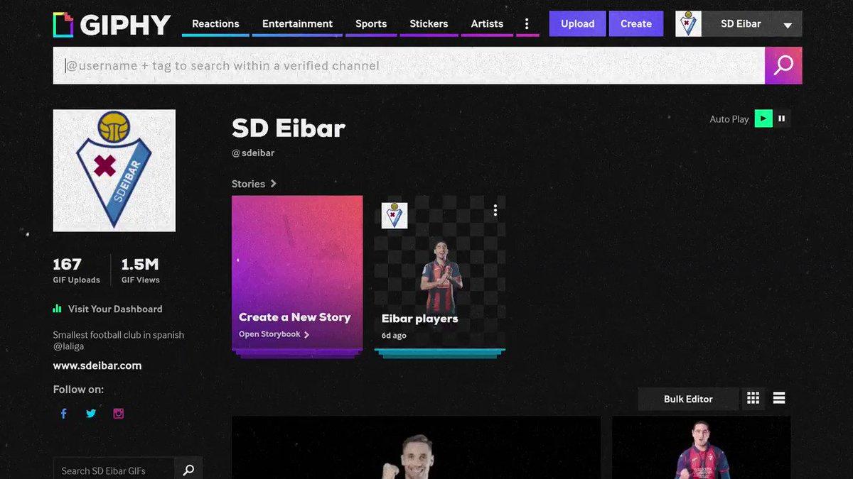 SD Eibar @SDEibar