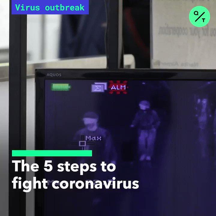 Here are 5 steps to rein in the global #CoronavirusOutbreak via @QuickTake