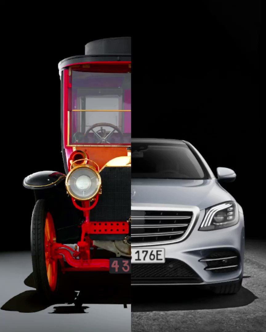 A timeless classic! See our flagship model change through the years.   More on our S-Class: https://t.co/yAL6LSxfY1   @Daimler https://t.co/gA4hc2Oqrm