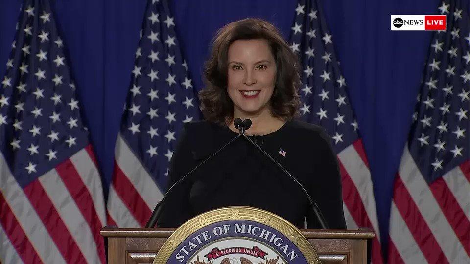 @ABC's photo on Gretchen Whitmer