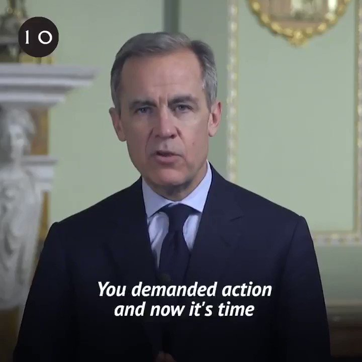 You demanded action and now its time for the financial sector to deliver 👆 Mark Carney was appointed as PM @BorisJohnsons finance advisor for #COP26 last month. #ClimateAction @10DowningStreet #YoCA2020 👇 Find out his ambitions for the summit below 👇